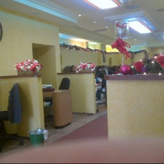 Photo taken at Four Leaf Clover Nail And Spa by Adrianna P. on 12/24/2011