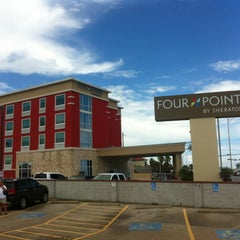 Photo taken at Four Points by Sheraton Galveston by Andrew on 7/15/2012