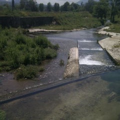 Photo taken at fiume rapido by Aldo S. on 5/24/2012