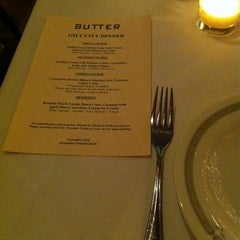 Photo taken at Butter Midtown by Chris C. on 9/21/2011