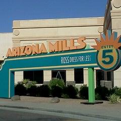 Photo taken at Arizona Mills by David W. on 6/29/2012