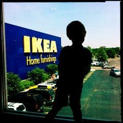 Photo taken at IKEA by Ryan K. on 6/18/2011