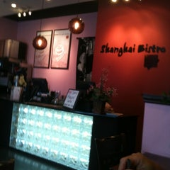 Photo taken at Shanghai Bistro by Kristi L. on 7/24/2011