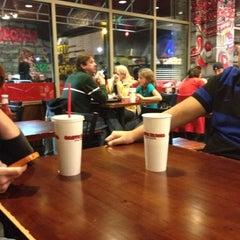 Photo taken at Graffiti Burger by Yvonne M. on 11/3/2011