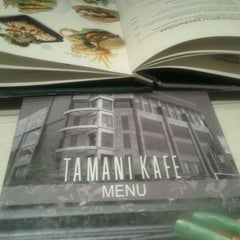 Photo taken at Tamani Kafe by Ahmad D. on 3/25/2012