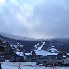 Photo taken at Stowe Mountain Resort by Ryan J. on 1/9/2012