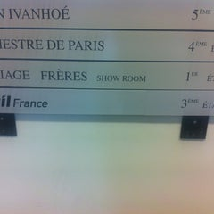 Photo taken at Cheil France SAS by Alexandre T. on 6/27/2011