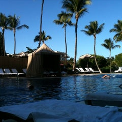 Photo taken at Kea Lani Adult Pool by Paul B. on 12/30/2011