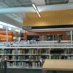 Photo taken at McAllen Public Library by Island Girl on 1/14/2012