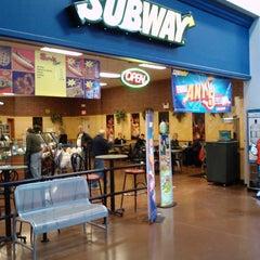 Photo taken at Subway by K. K. on 2/25/2012
