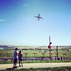 Photo taken at Gravelly Point Park by kate i. on 7/25/2012