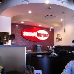 Photo taken at Smashburger by Joe M. on 11/13/2011
