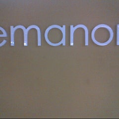 Photo taken at Emanon - New Media, Branding & Events by Nikko T. on 1/4/2012