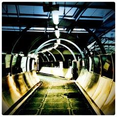 Photo taken at Farringdon London Underground Station by Fabien B. on 11/30/2011