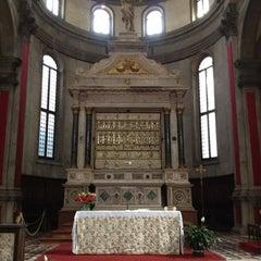 Photo taken at Chiesa di San Salvador by Natalino B. on 8/6/2012