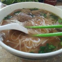 Photo taken at Phở Lê Hòa Phat II by Rob O. on 3/11/2012