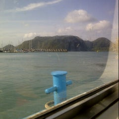 Photo taken at Sea Jet 2 by Taufiq S. on 12/17/2011