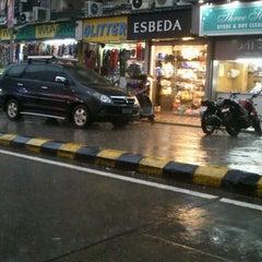 Photo taken at Lokhandwala Market by ANkit P. on 9/3/2012
