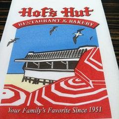 Photo taken at Hof's Hut by Timothy B. on 8/27/2012