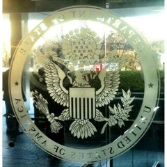 Photo taken at U.S. Department of State, Harry S Truman Building by Adrienne Atkinson S. on 12/28/2011
