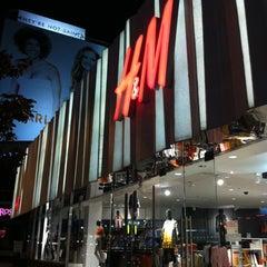Photo taken at H&M by Joseph R. on 9/11/2011