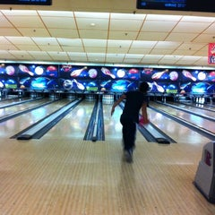 Photo taken at Bowler City Lanes by Yuri K. on 6/19/2011
