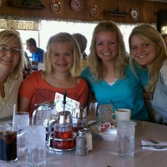 Photo taken at Aunt Martha's Pancake House by Bryan H. on 9/3/2011