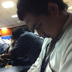 Photo taken at Lecture Hall 2, KOM by Ahmad Asyraf on 1/24/2011