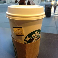 Photo taken at Starbucks by Silenny M. on 4/30/2012