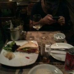 Photo taken at Patagonia Resto Bar by Daniel E. on 3/25/2012