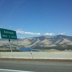 Photo taken at Siskiyou Summit by Pam R. on 9/16/2011