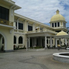 Photo taken at Istana Negara (National Palace) by Rul M. on 5/5/2012