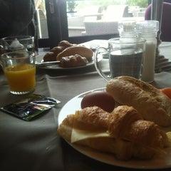 Photo taken at Van der Valk Hotel Sneek by Caroline S. on 6/25/2012