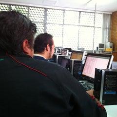 Photo taken at Colegio Salesiano Santa Julia by Xavier C. on 8/7/2011