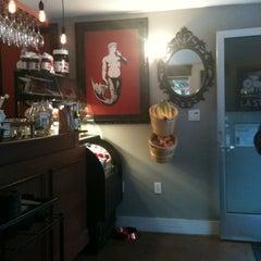 Photo taken at La Stazione Coffee & Wine Bar by Wolfgang F. on 5/3/2012