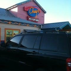 Photo taken at Chuy's by Debbie L. on 3/24/2012