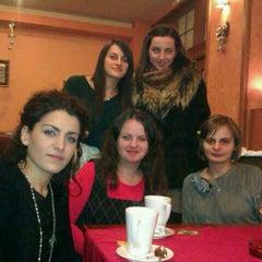 Photo taken at Restaurant Bucovina by Loredana A. on 12/25/2011