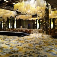 Photo taken at The Ritz-Carlton, Hong Kong by Tony P. on 4/2/2011