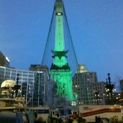 Photo taken at Soldiers & Sailors Monument by Scott N. on 11/25/2011