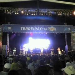 Photo taken at Terreirão do Samba by Igor C. on 2/26/2012