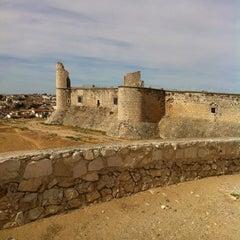 Photo taken at Castillo de Chinchón by J.L. Palmero on 9/1/2012