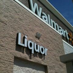 Photo taken at Walmart Supercenter by Stephen B. on 3/19/2012