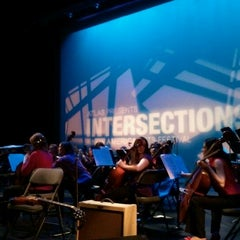 Photo taken at Atlas Performing Arts Center by ShannonRenee M. on 2/25/2012