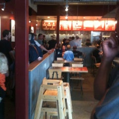 Photo taken at Chipotle Mexican Grill by Caitirin K. on 8/24/2012