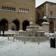 Photo taken at Fontana della Pigna by Cirdan il Timoniere on 2/12/2012