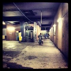 Photo taken at Rogier (MIVB / STIB   De Lijn) by Mélissa M. on 8/12/2012