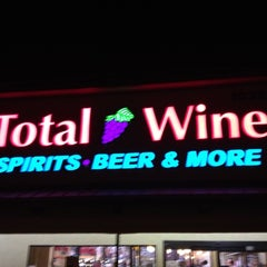 Photo taken at Total Wine & More by Rod B. on 6/23/2012