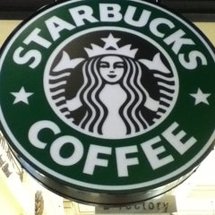 Photo taken at Starbucks by Jenny B. on 4/19/2012