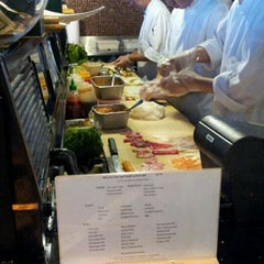 Photo taken at Big Tuna Sushi Restaurant by Giovanni F. on 5/30/2012