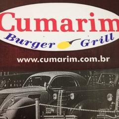 Photo taken at Cumarim Burger Grill by Vanessa L. on 6/17/2012